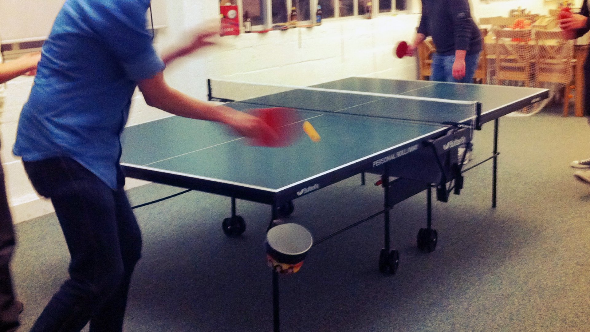 This Company's Secret Hiring Weapon? Ping-Pong