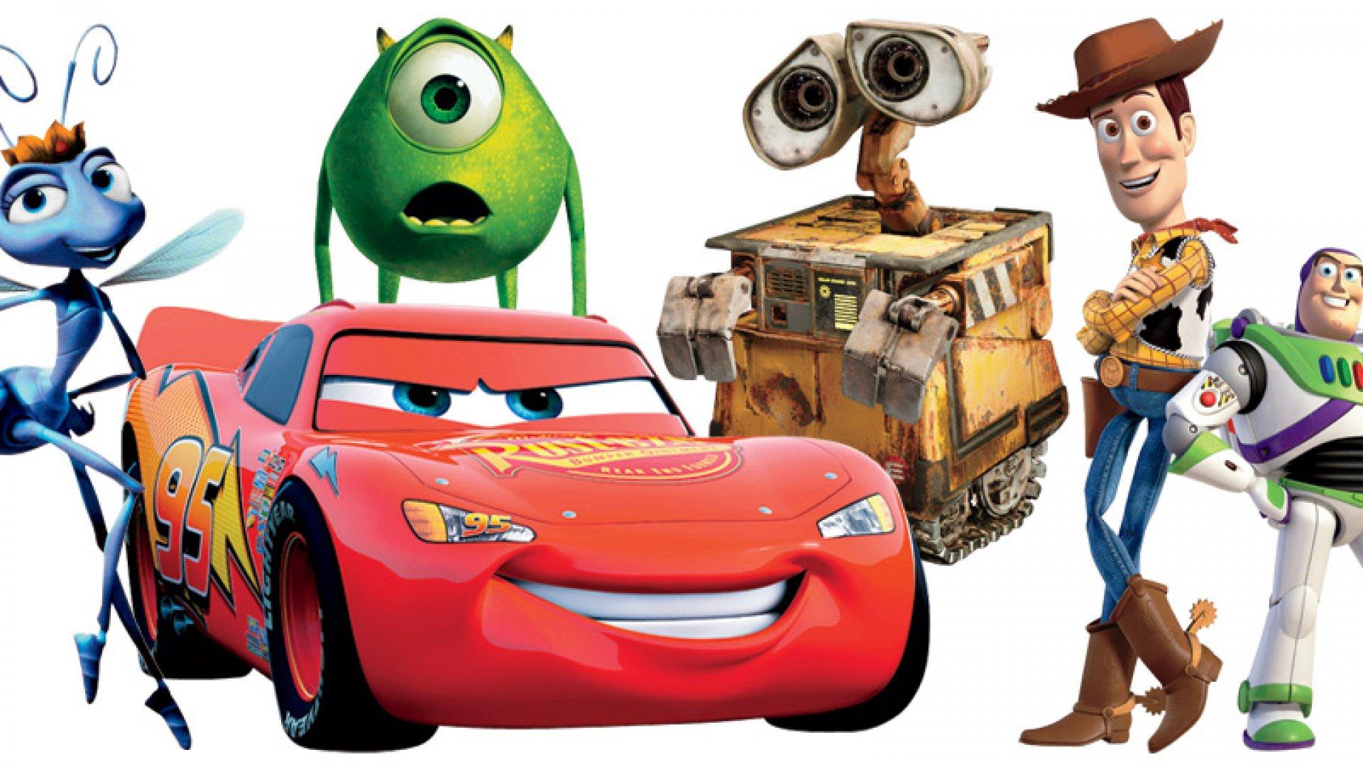 The Source of Pixar's Magic? Straight Talk