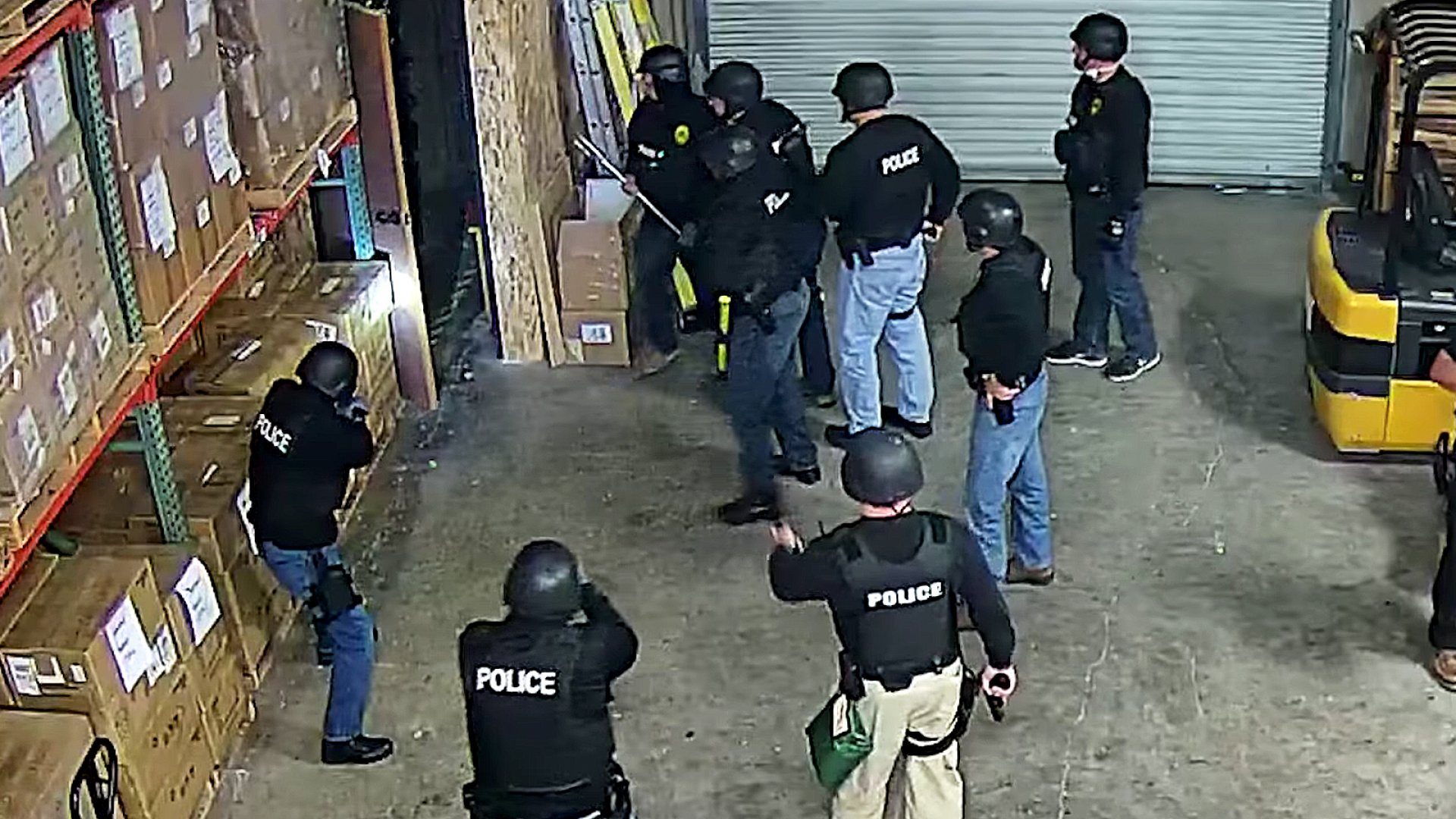 San Diego police raided Med-West on January 28, 2016, and seized $300,000 in cash found in the company's warehouse and then $100,000 from the owner's family's bank accounts. Owner James Slatic has been fighting since to get his family's money back.