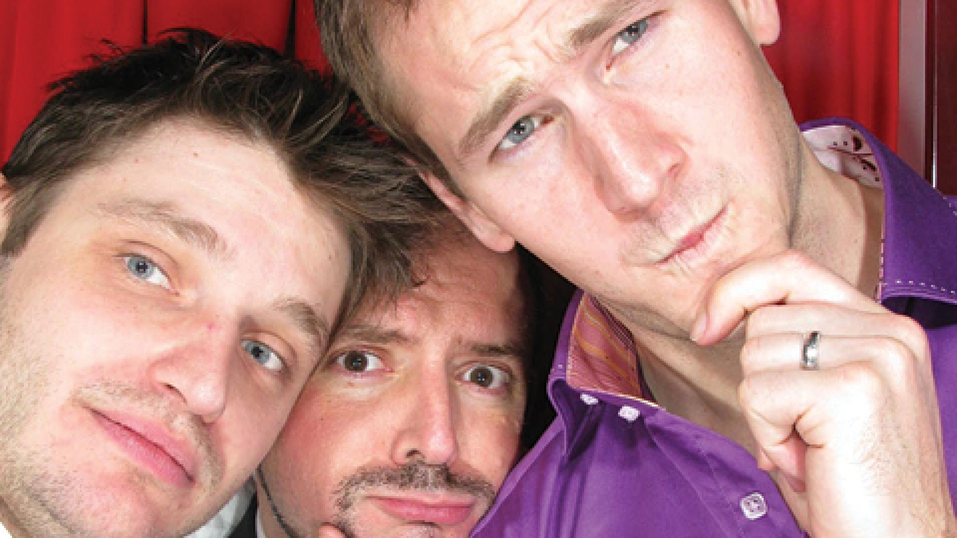 <strong>The Power of Three</strong> PopCap co-founders, from left, John Vechey, Jason Kapalka, and Brian Fiete in 2009. They essentially created the market for casual gaming.