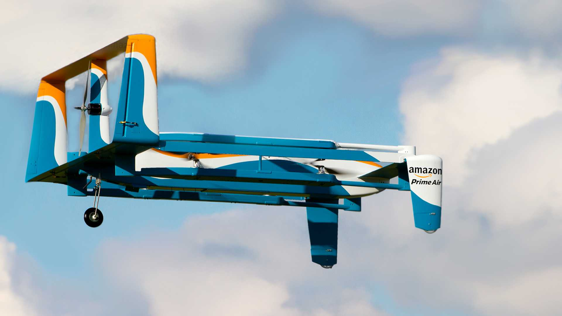 Amazon Has Spent Nearly $10 MillionLobbying for Drone Delivery