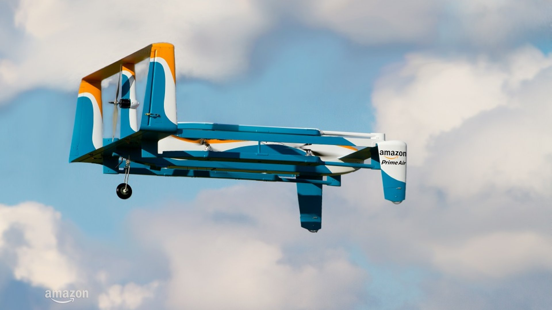 Amazon Moves Closer to Making Drone Delivery a Reality