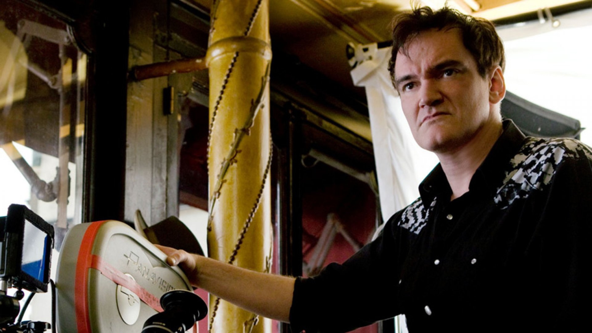 Can Quentin Tarantino Save Kodak?