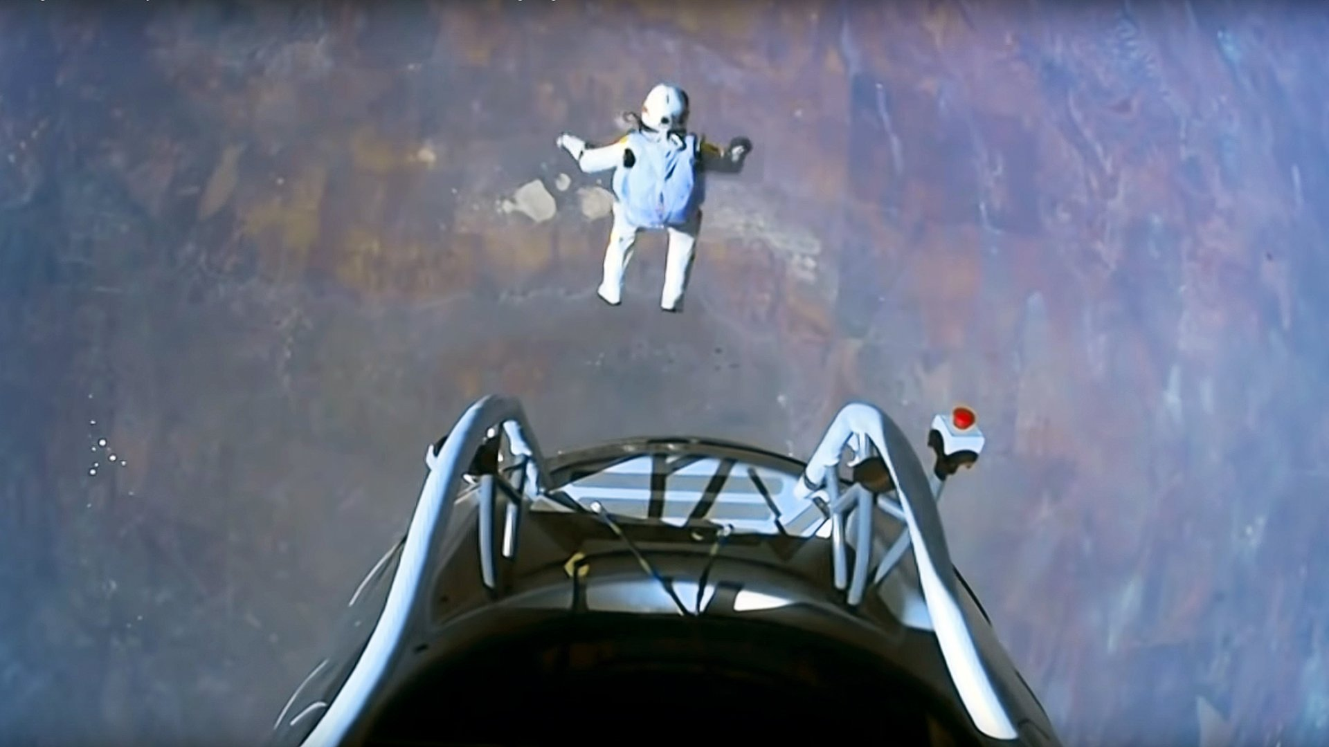How to Overcome Your Biggest Fear, According to the Guy Who Parachuted to Earth From Space