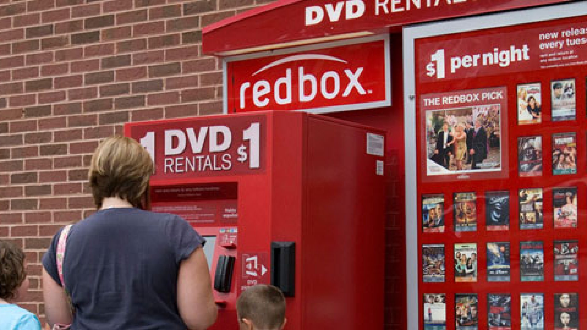 Redbox is an excellent example of how to create growth from a business that will ultimately die.