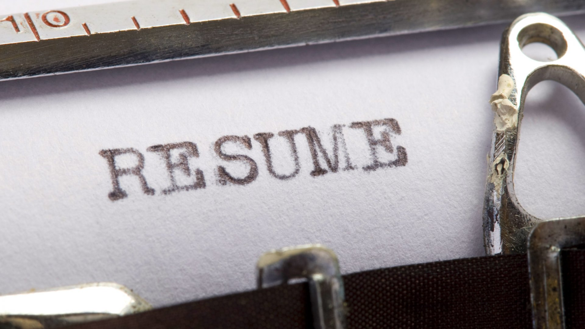 Hiring Challenged? Sift for These 17 Worst (and 15 Best) Resume Phrases