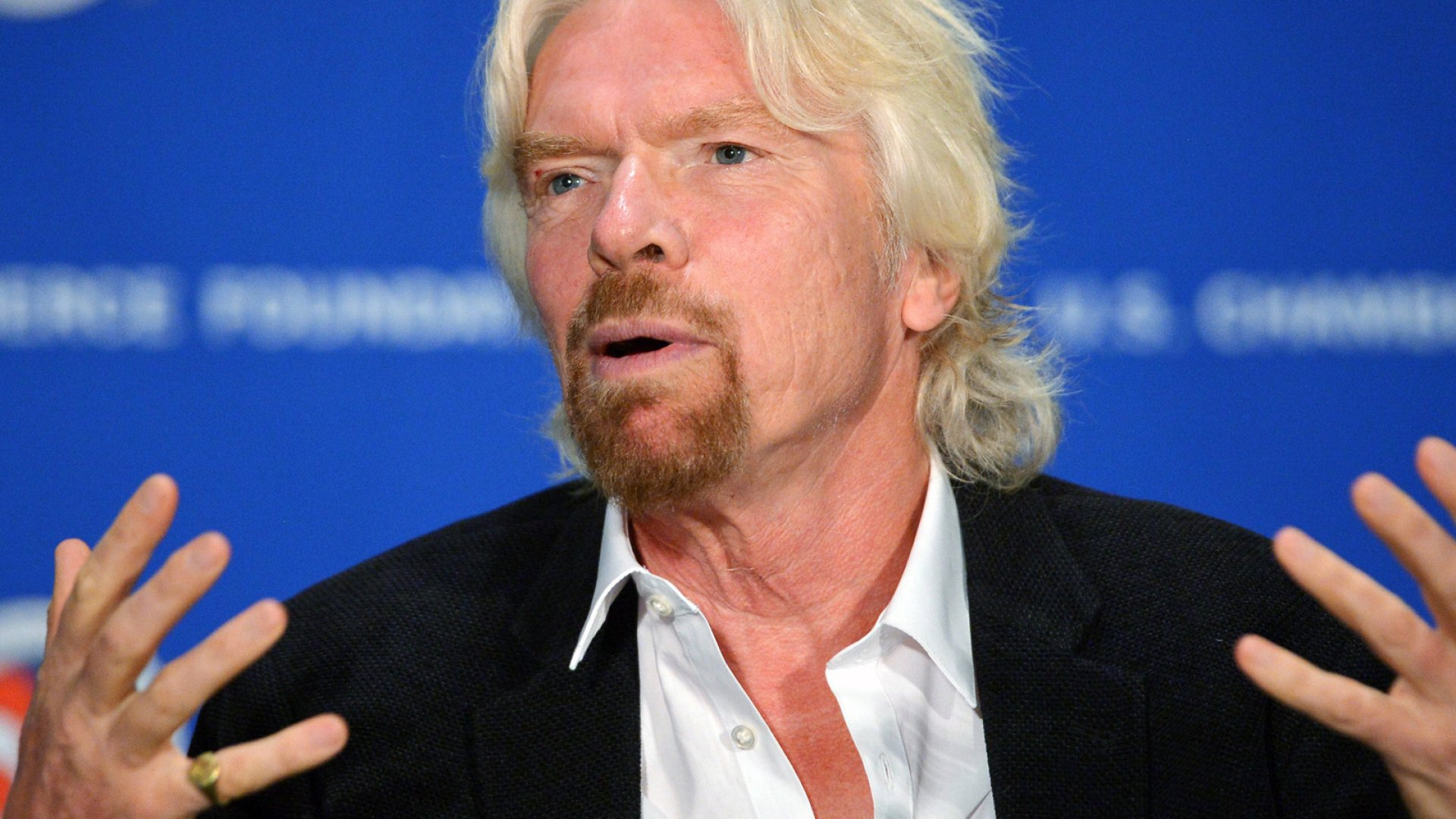Richard Branson on Passionate Leadership