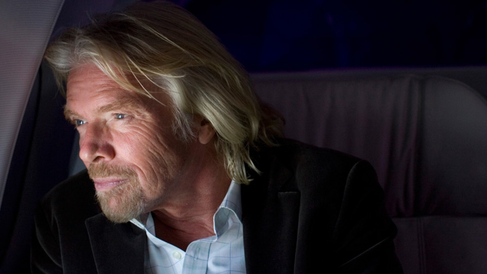 Richard Branson on His Love/Hate Relationship With Government