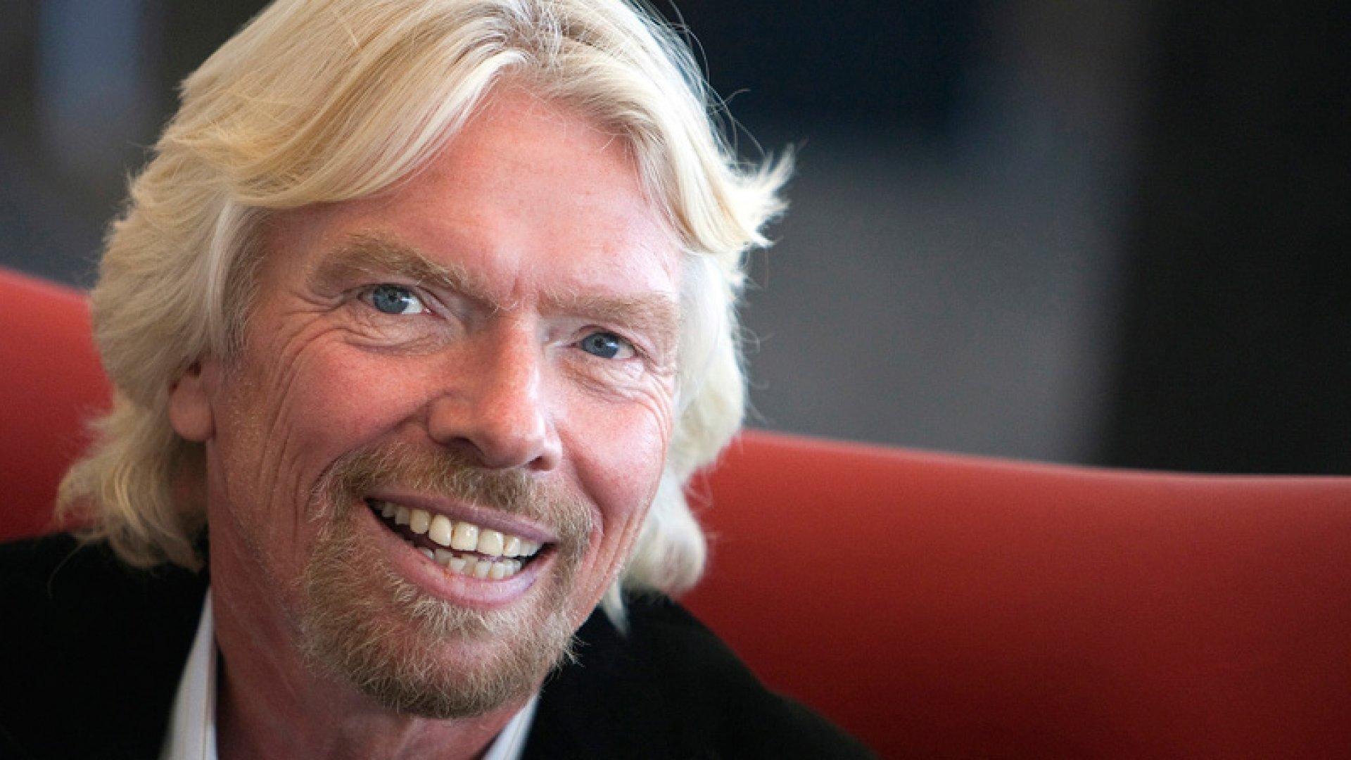 4 Secrets to Success Richard Branson Learned From Nelson Mandela