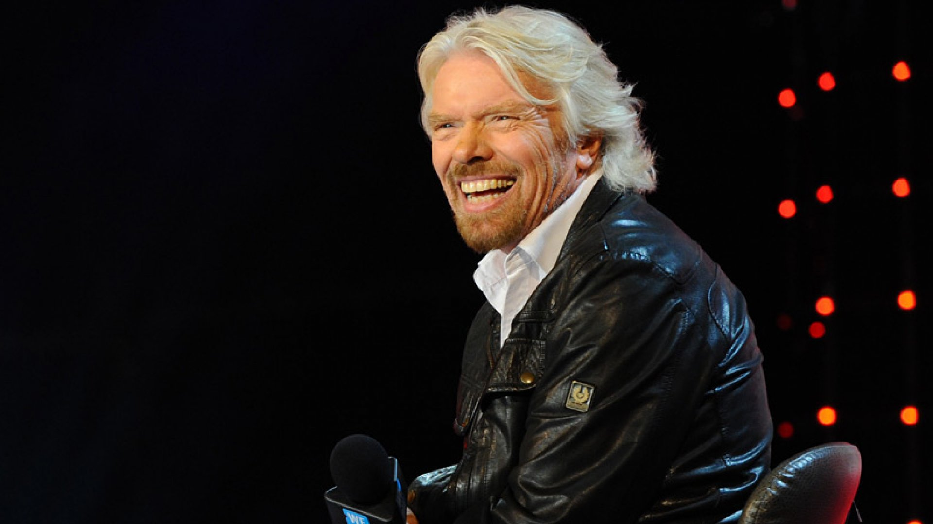 Richard Branson on Why Virgin Will Never Seek Bankruptcy Protection