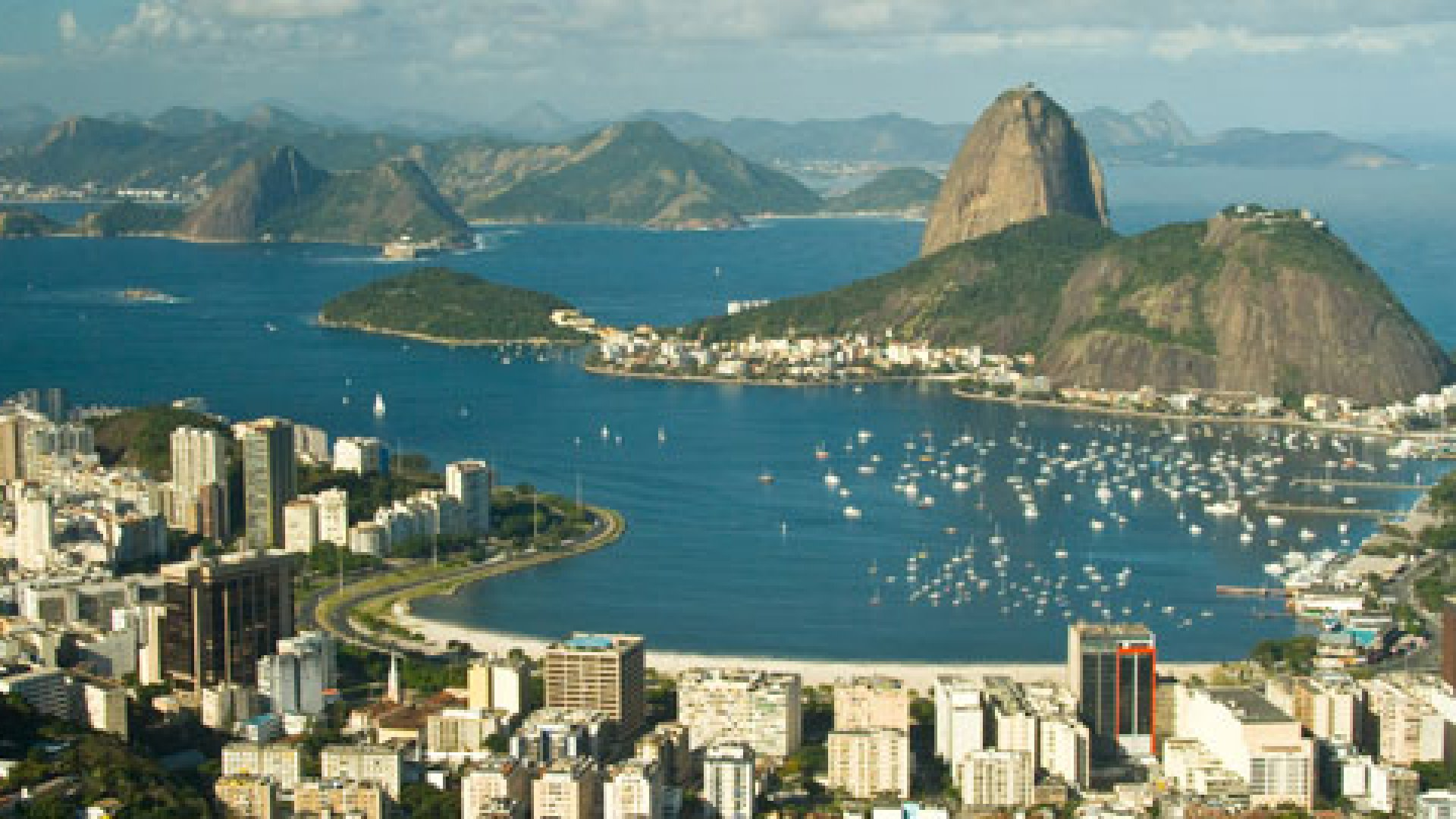 Rio De Janeiro, Brazil, will host the 2016 Olympics—a sign of the region's increasing importance in the global economy.