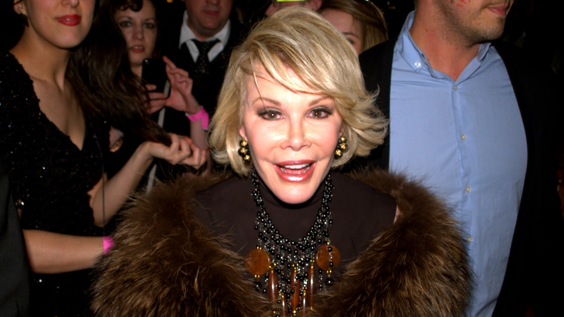 3 Things Entrepreneurs Need to Learn from Joan Rivers