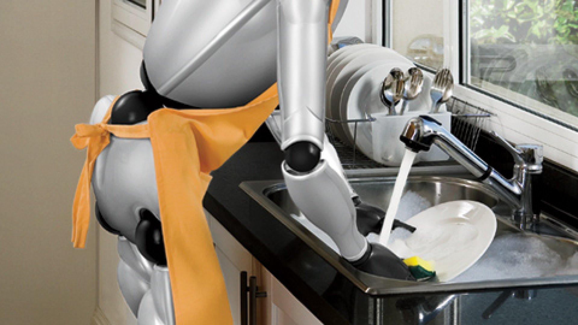 Study: Humans and Robots Should Swap Jobs