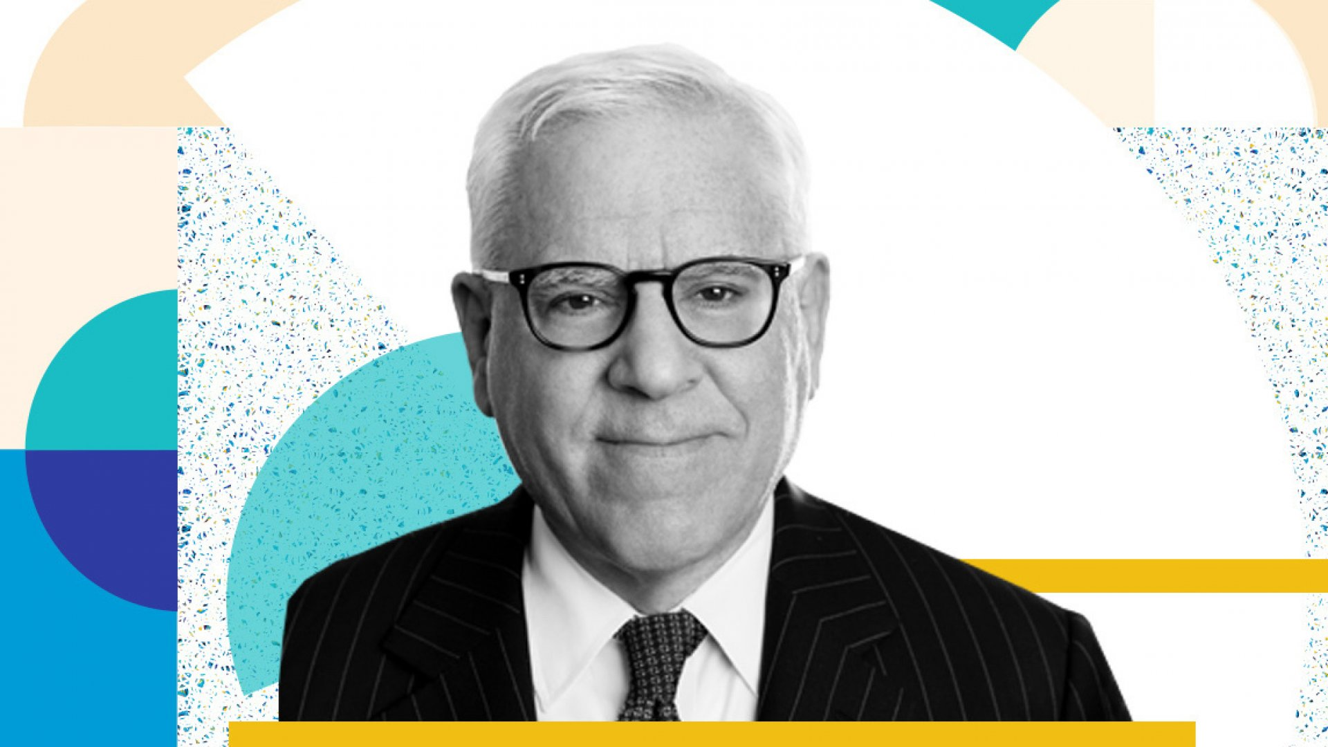Business Icon David Rubenstein of Carlyle on What Makes a Good Leader