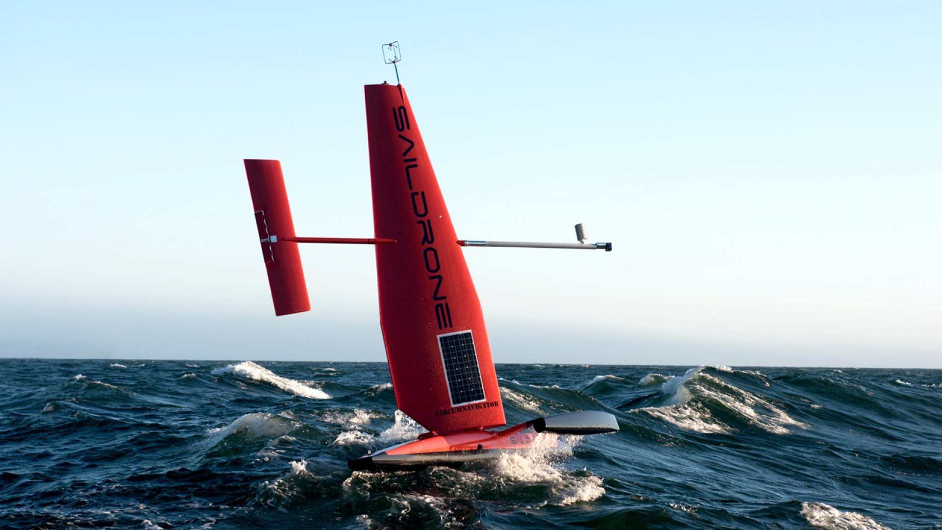 The Most Exciting Drones Aren't in the Air--They're in the Ocean