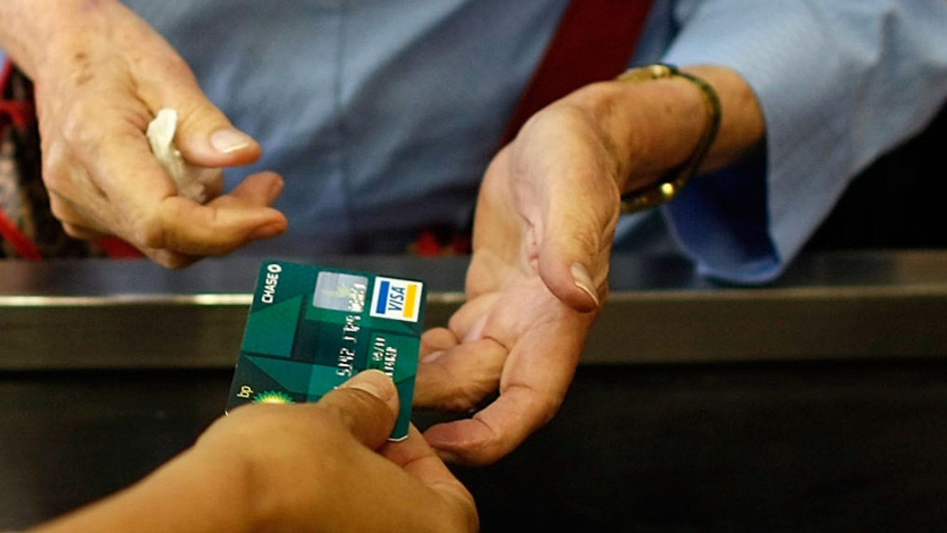 New Credit Card Security Rules Slap Merchants