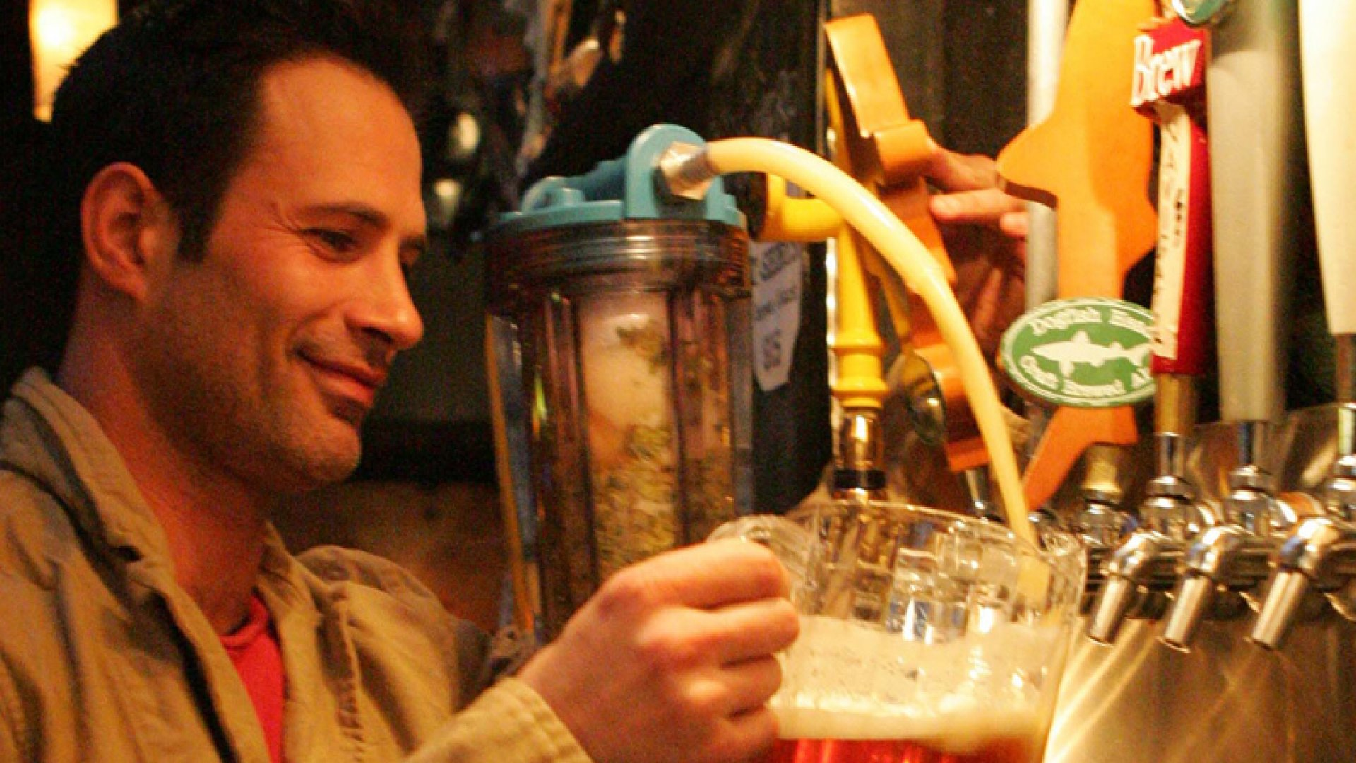 Dogfish Head's Latest Innovation Is 3,500 Years Old