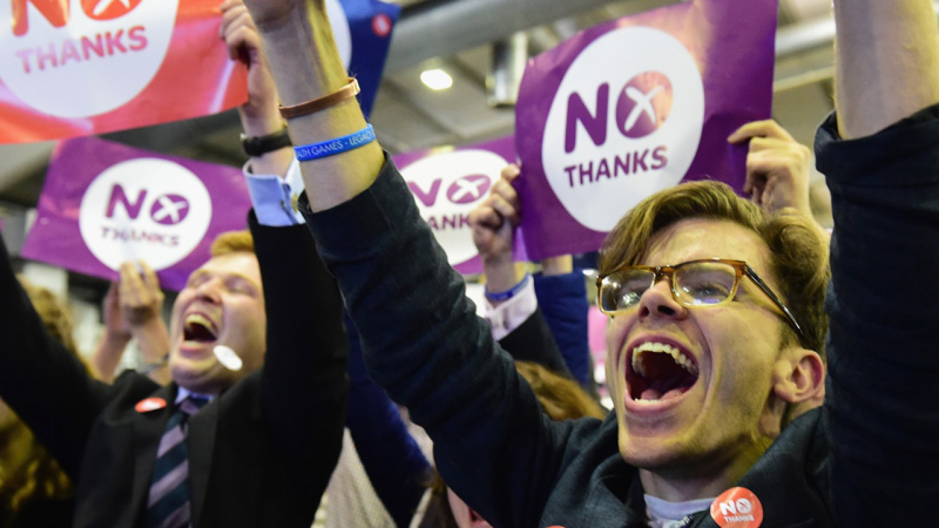 Scottish Vote No, but Changes Still Coming for UK