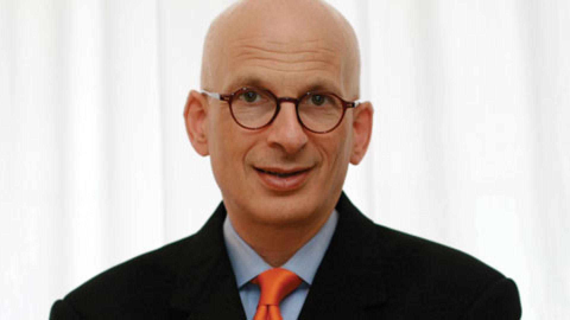 Seth Godin; American entrepreneur, author and public speaker.