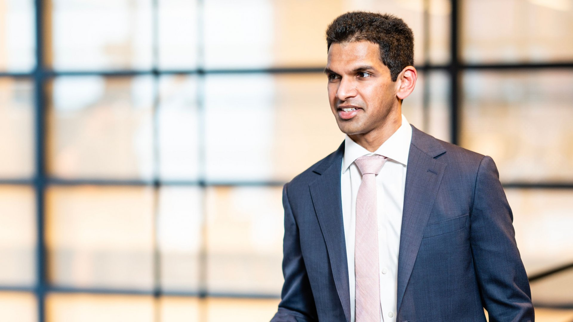 Prep Expert founder Shaan Patel.