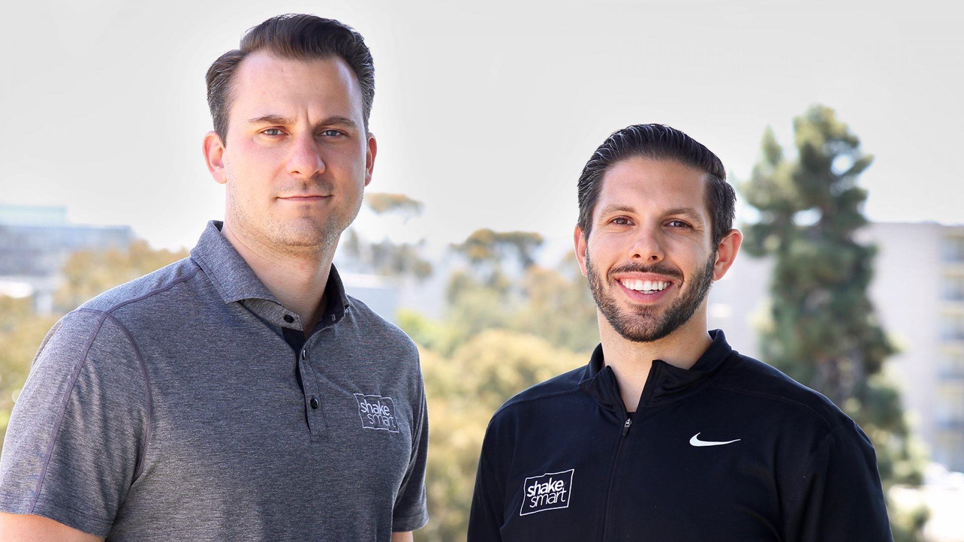 Shake Smart co-founders Martin Reiman and Kevin Gelfand.