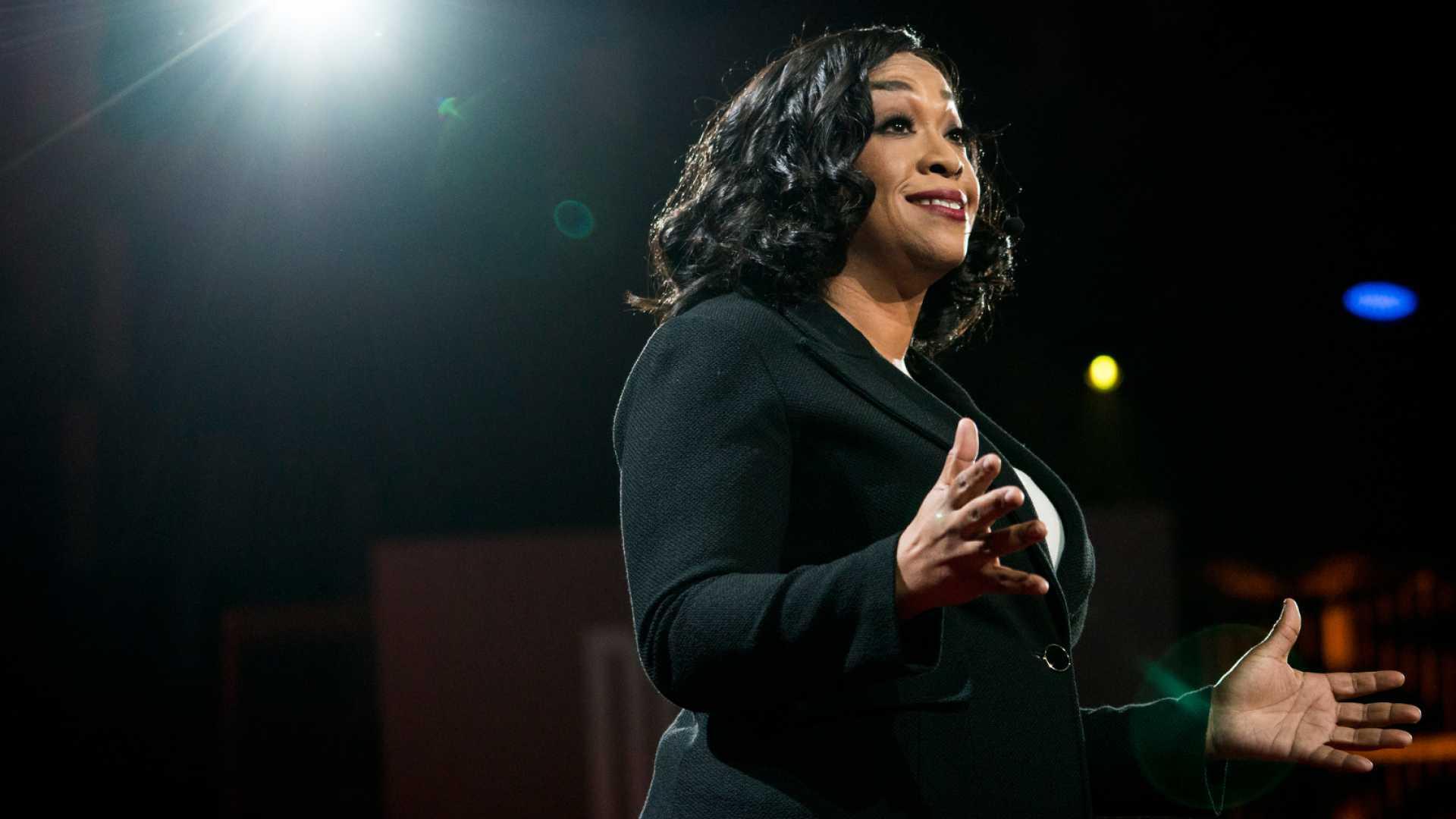 Shondaland founder Shonda Rhimes.