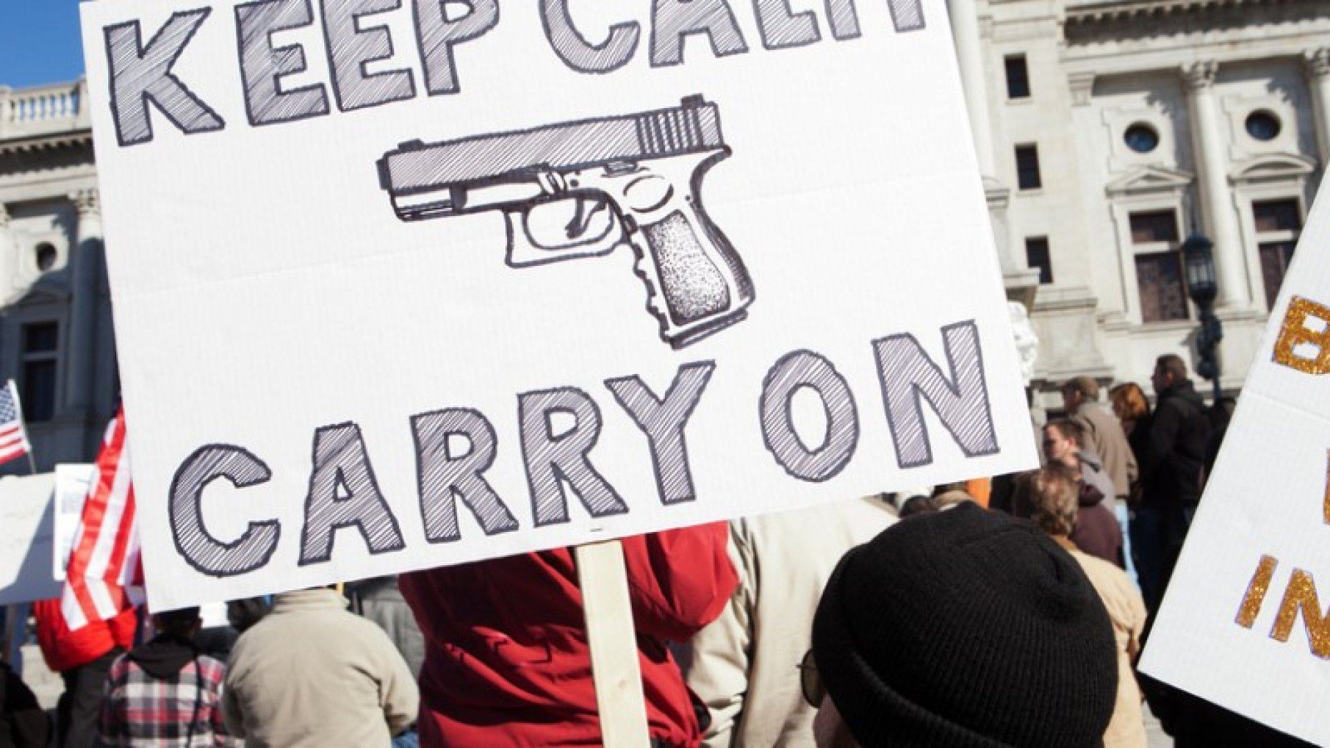 A Customer Walks Into Your Store With a Gun. Now What?