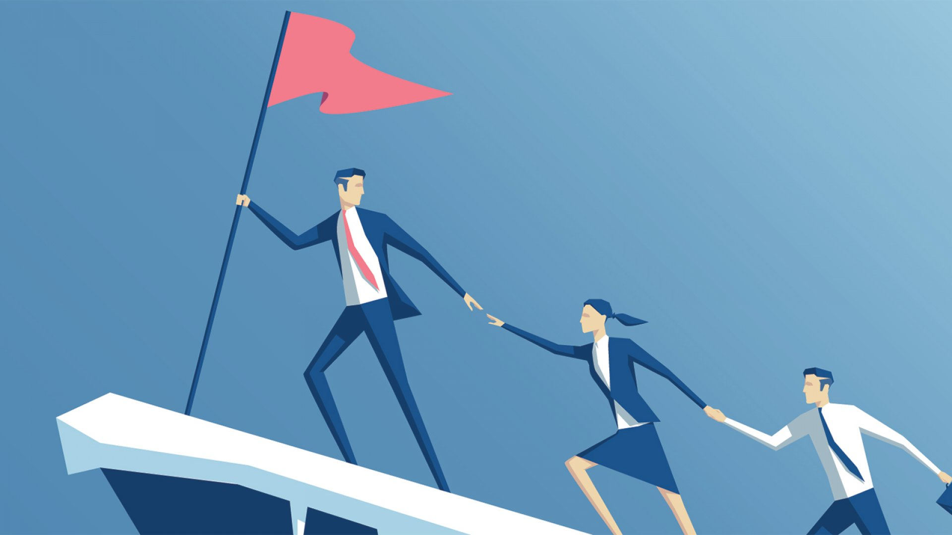 4 Steps to Becoming a Great Team Leader, From a Top-Rated CEO