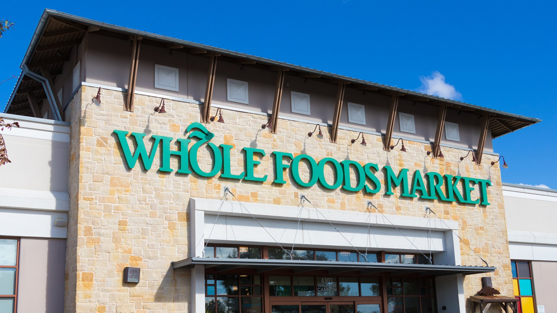 Whole Foods Market in Austin, Texas.