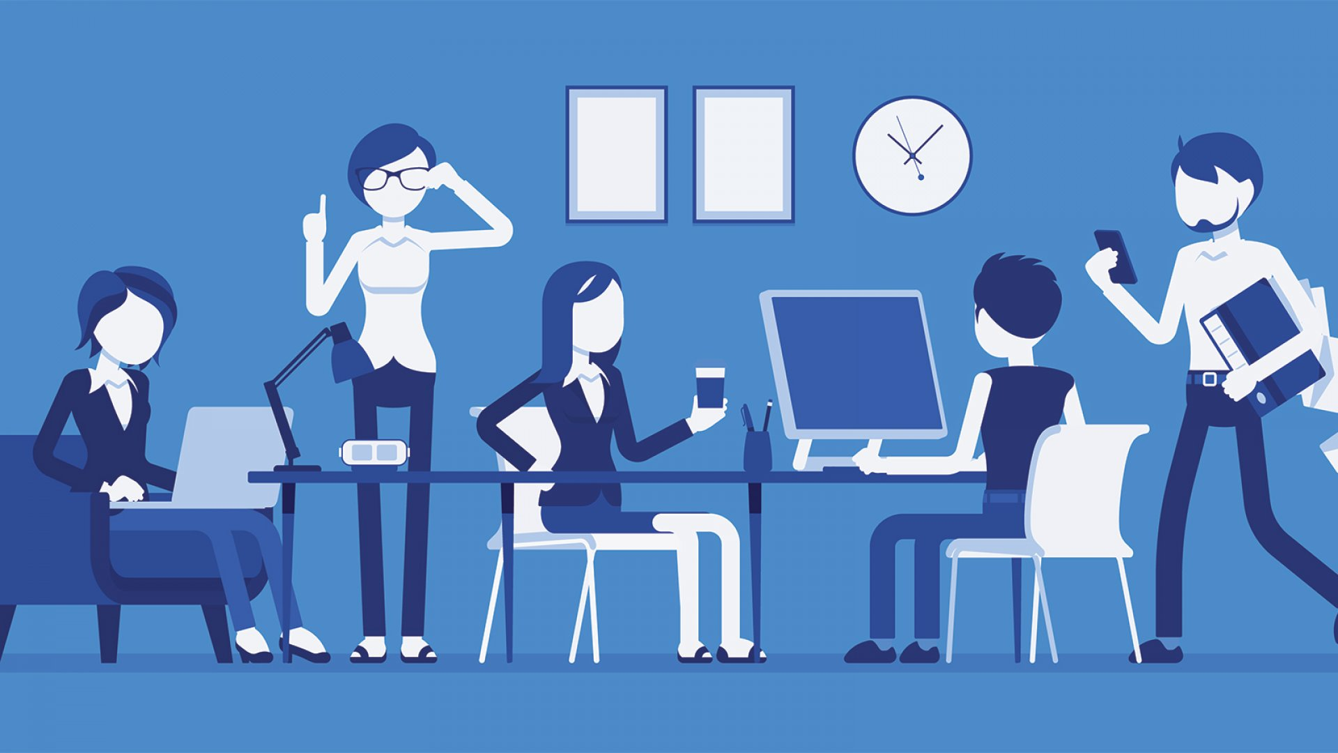 5 Productivity Lessons I Learned From Working With Millennials