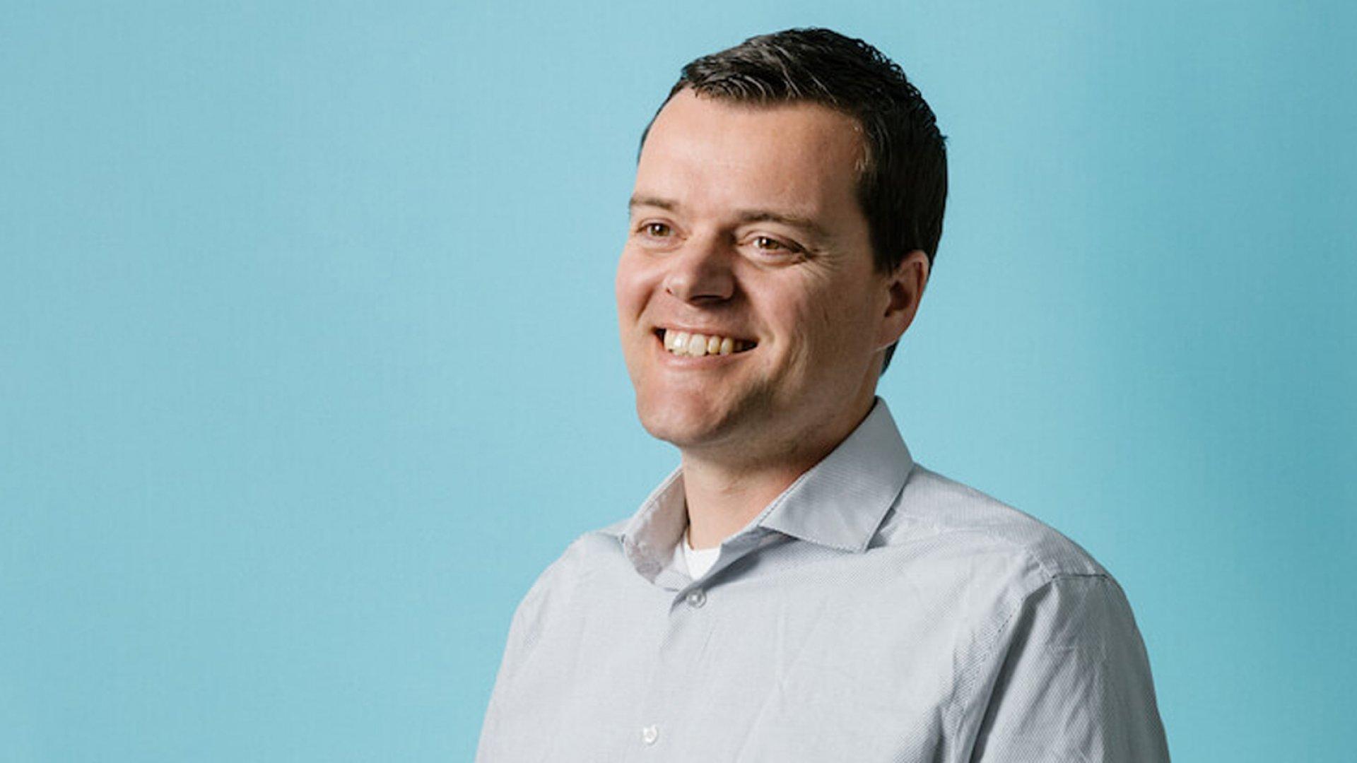 Sid Sijbrandij, co-founder and CEO of GitLab.