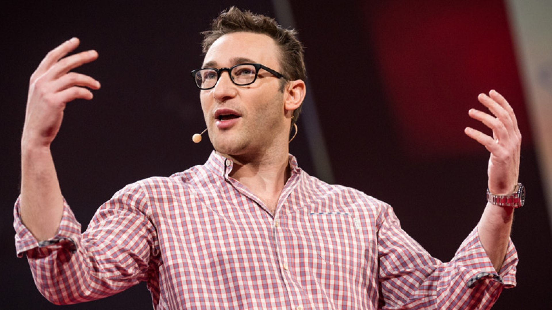 Inspiration, Leadership, and Change: A Q&A With Simon Sinek