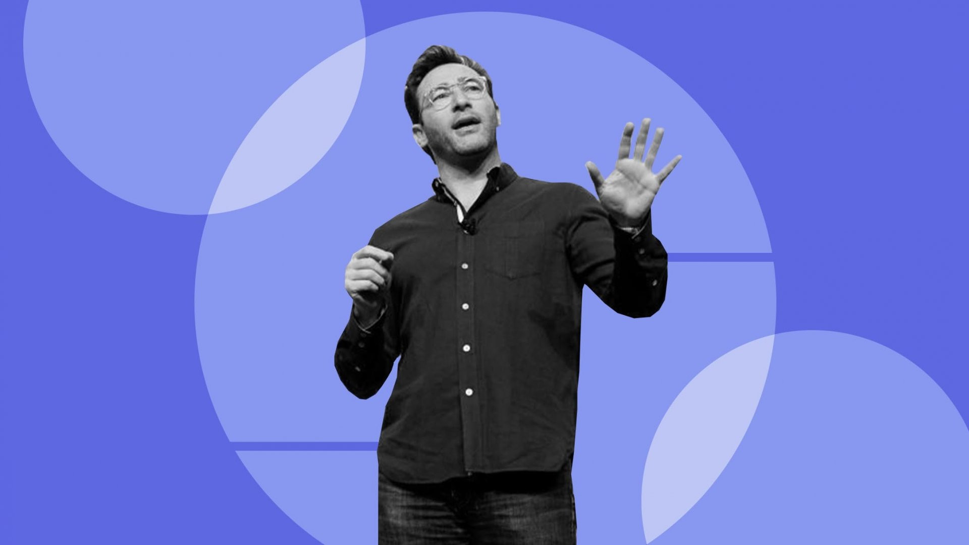 Watch: Simon Sinek on How to Lead Through Crisis and Change