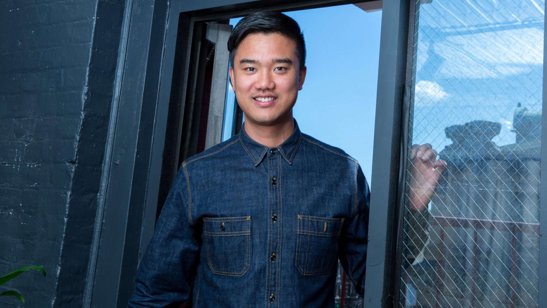 After growing up in a household that placed a premium on education, Michael Karnjanaprakorn is still taking that idea to heart--just not in the way you'd think.  <br> <br>