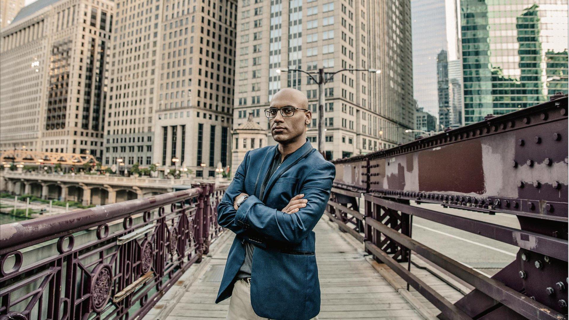 Zain Subhani, founder of Skyline Brands.