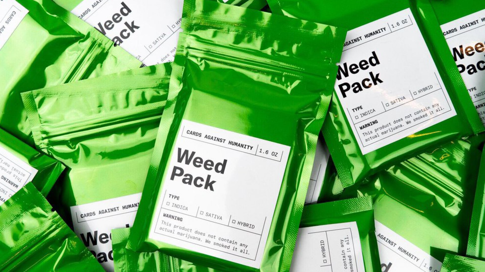 Cards Against Humanity Donated $70,000 to Help Legalize Recreational Marijuana in Illinois