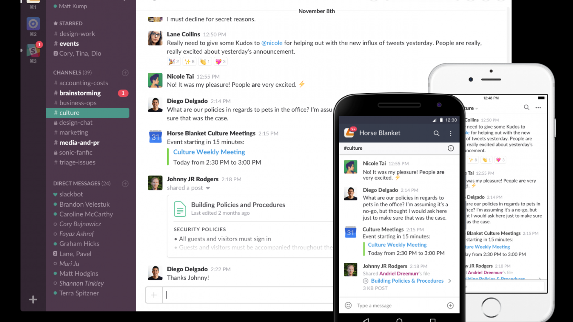 7 Ways to Use Slack With Customers, Contractors, and Vendors