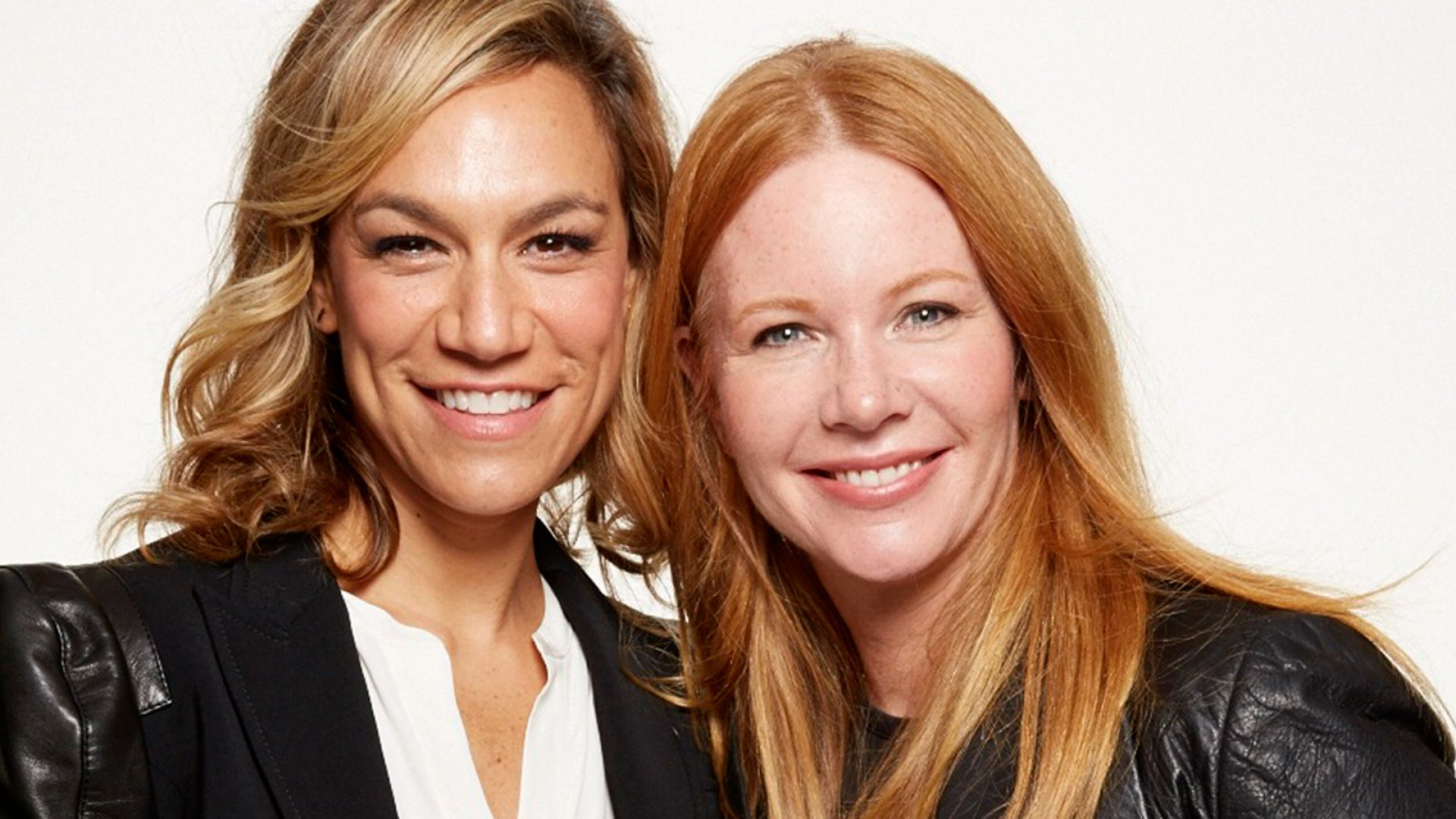 (L-R) SoulCycle co-founders Julie Rice and Elizabeth Cutler.