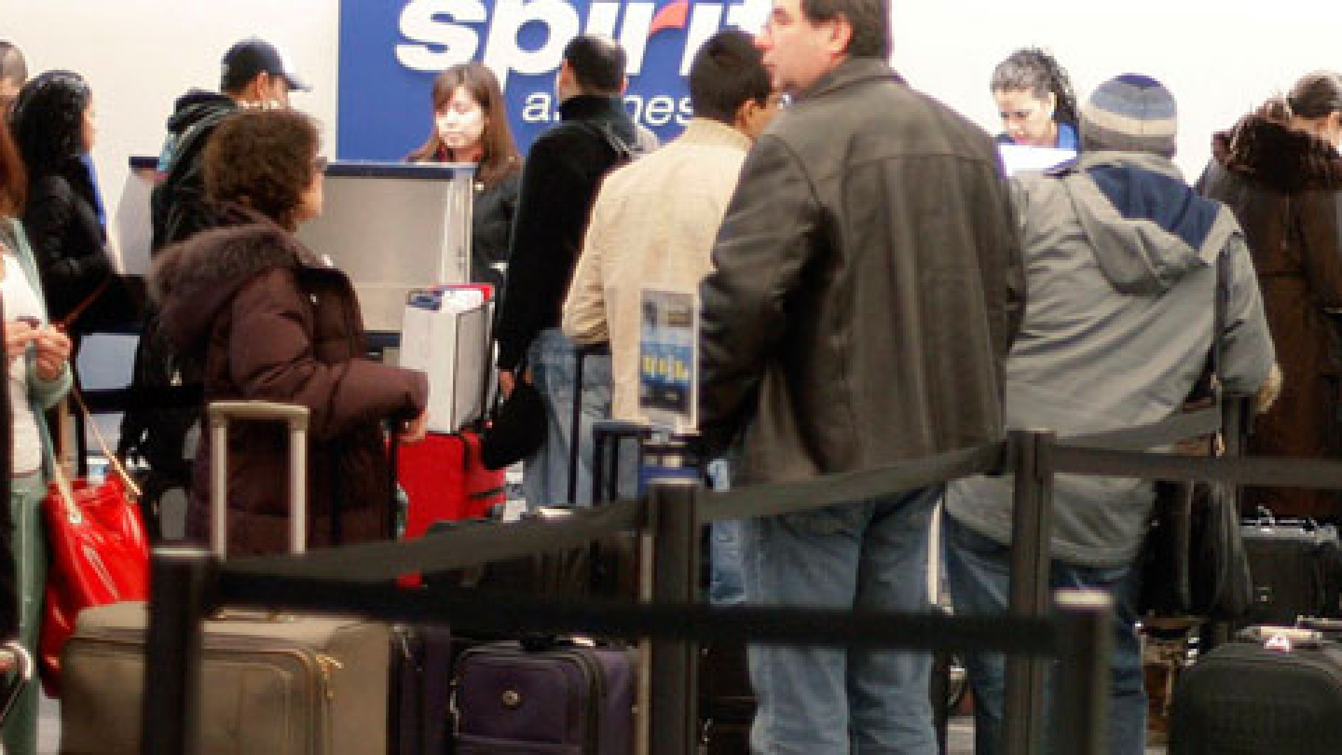 Will Fees for Carry On Bags Take Off?