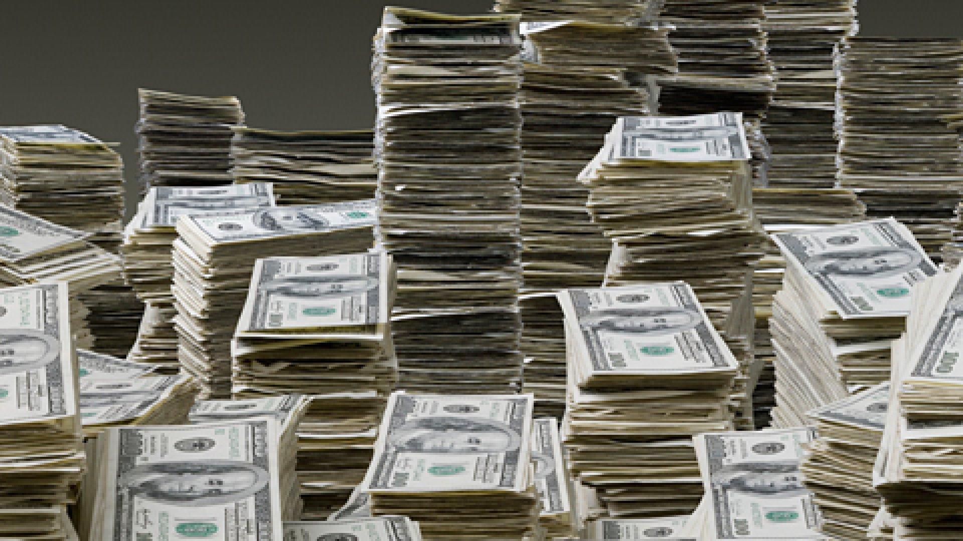Investors Put More Money In Bigger Companies