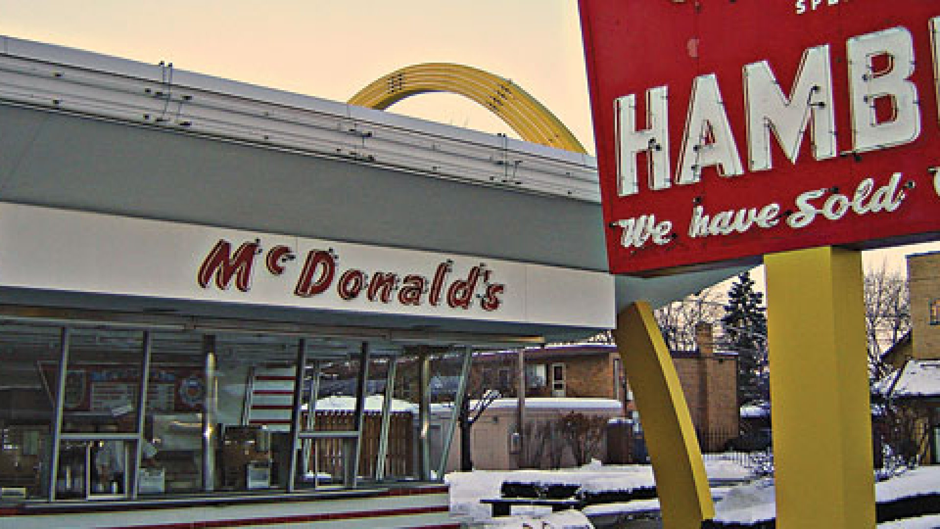 McDonald's is now the sixth most valuable brand in the world, with a market capitalization of more than $77 billion