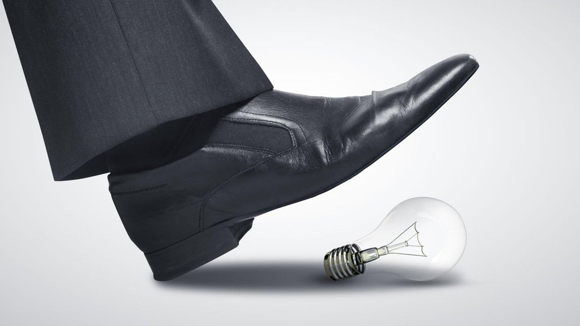 The 5 Attitudes That Stifle Creativity