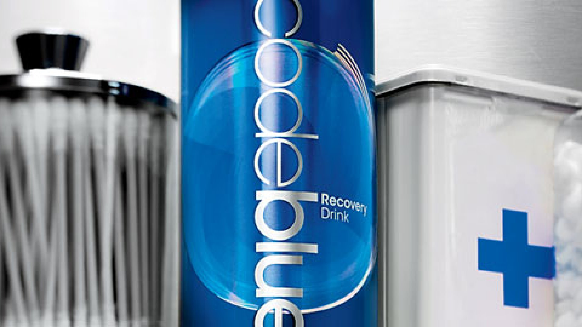 Perfecting a Sales Pitch: Code Blue Recovery Drink