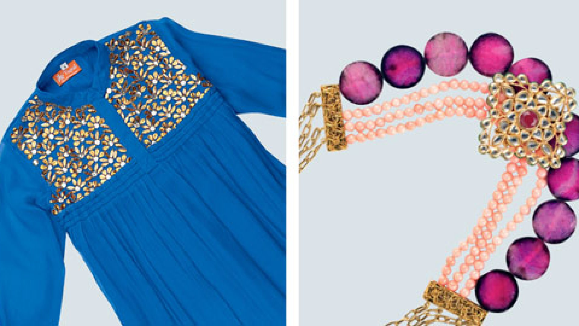 Fashion With an Indian Flair