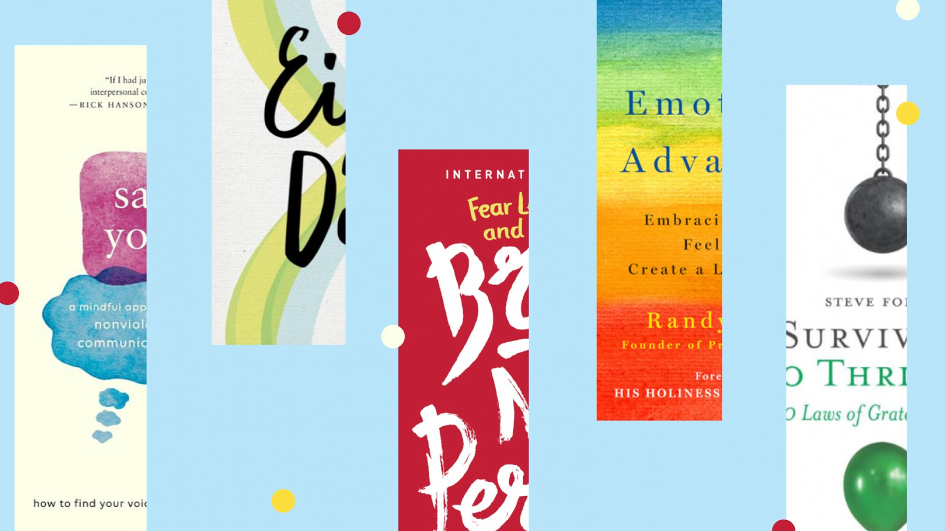 5 Books to Read This Summer to Have a Happier Rest of the Year