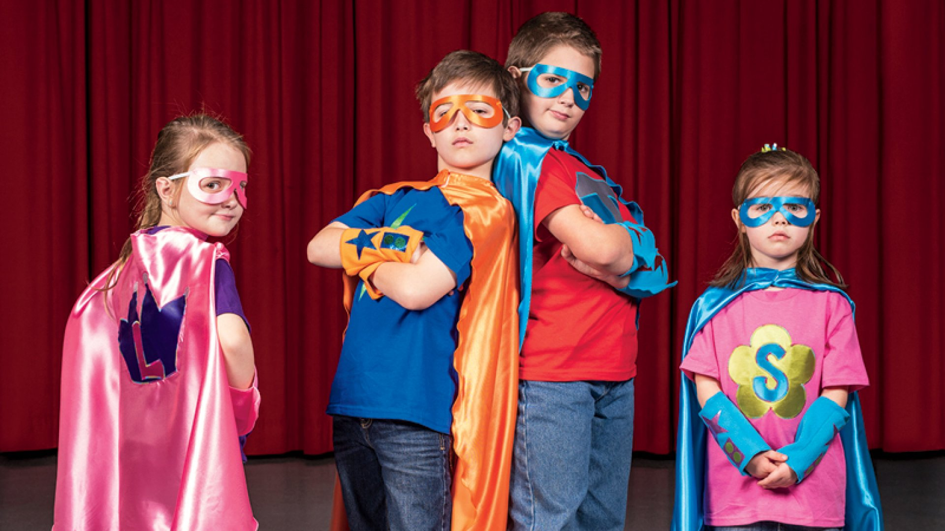The Founder of Superfly Kids Used $100 to Turn Children Into Superheroes