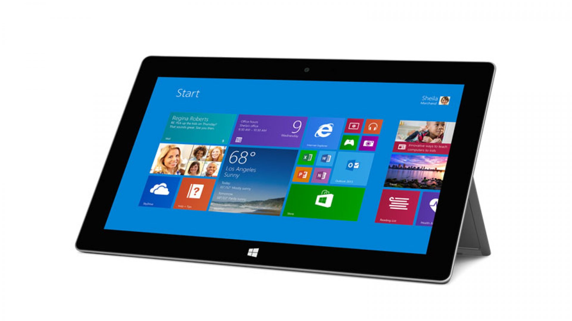 Tested: Microsoft Surface 2