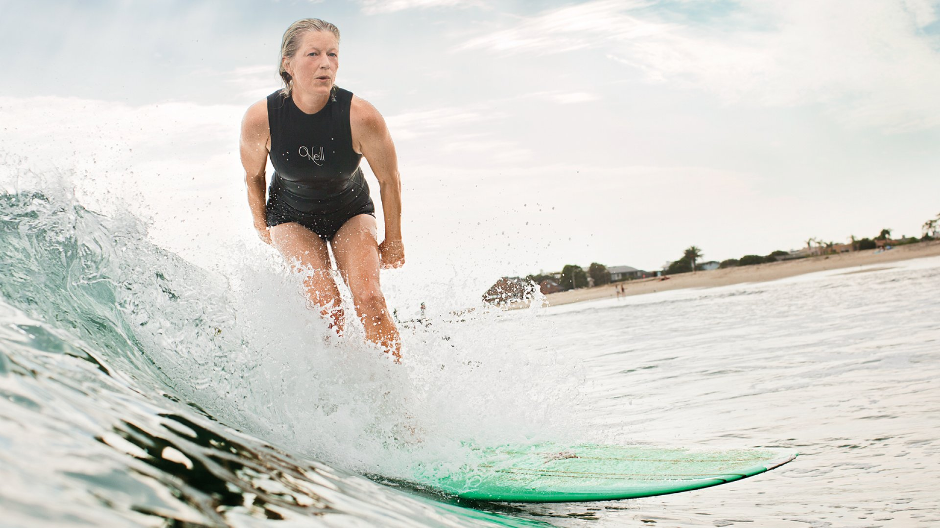 How Surfing Helps This Founder Get Inspired Every Morning