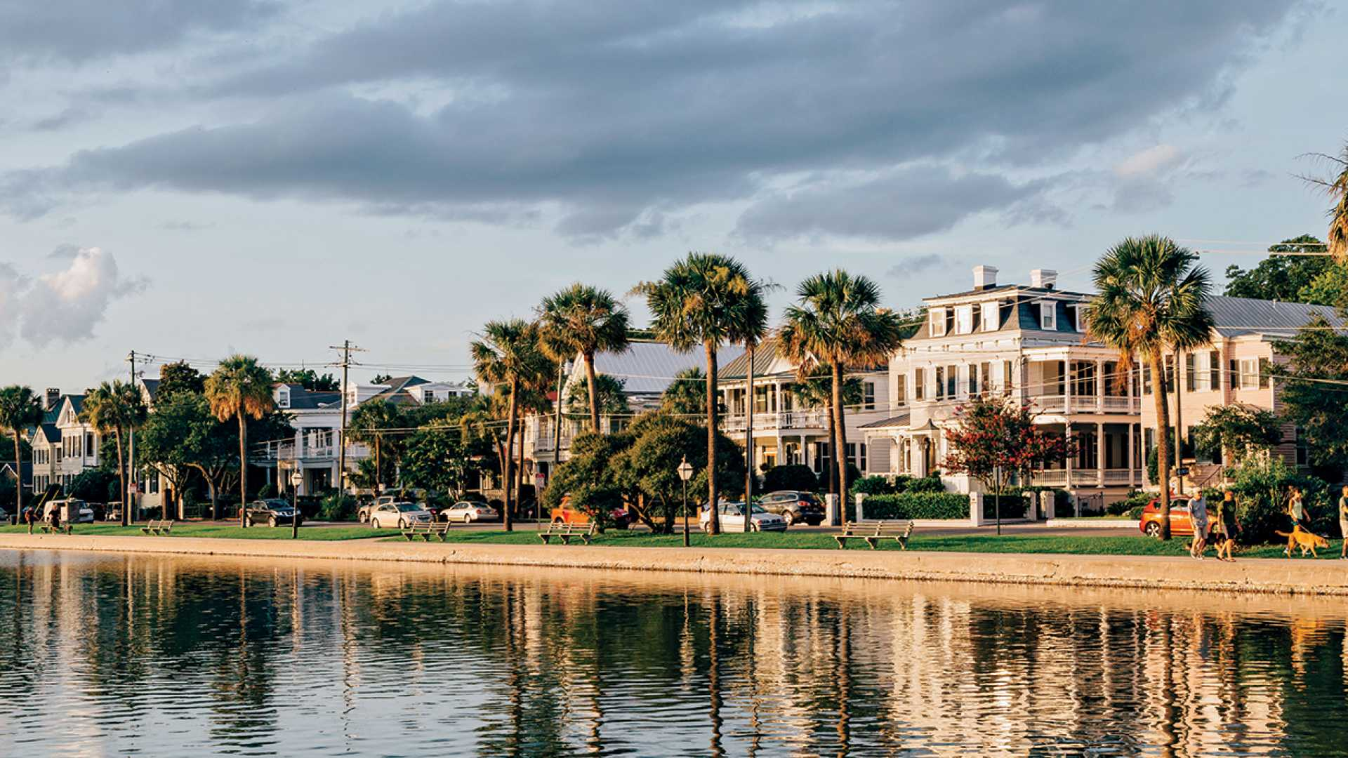 With a tree-lined waterfront and serious historic charm, Charleston, South Carolina, is a hospitality juggernaut. It ranks highest of all 50 Surge Cities in net business creation.
