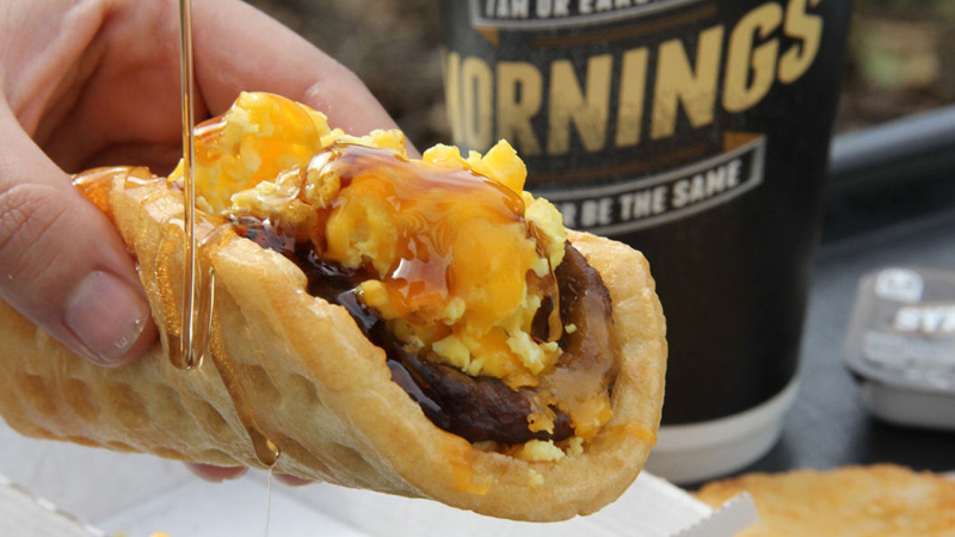 Disgusted by Taco Bell's Waffle Taco? Blame Entrepreneurs